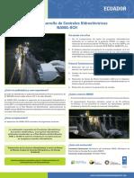 Pnud_ec NAMA Desarrollo de Centrales Hidroeléctricas