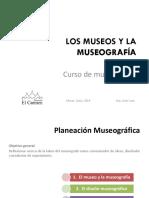 Museografía sesion 1