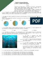 Ciencias Naturales El Agua 5° básico