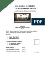 Lab 4 Marcha Analitica Segundo Grupo Arsenico y Cobre
