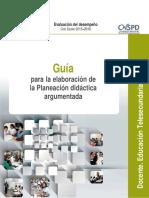 5 Guia Planeacion Didac Argu Educacion Telesecundaria