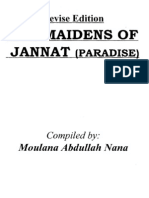 The Maidens of Jannat by Shaykh Abdullah Nana