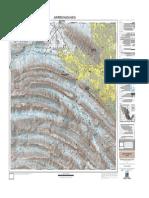 carta topografica G14C25