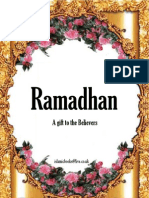 Ramadhan a Gift to the Believers