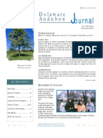 May-June 2003 Delaware Audubon Society Newsletter
