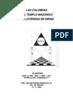 LAS COLUMNAS MASÓNICAS Y LA LEYENDA DE HIRAM-NELSON OSPINA.pdf