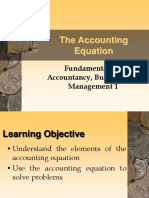 7 Accounting Equation