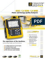 Power Meter Ca_8336 Catalogue