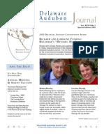 March-April 2005 Delaware Audubon Society Newsletter