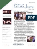 July-August 2005 Delaware Audubon Society Newsletter