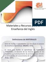 Materiales Para Enseñanza Inglés