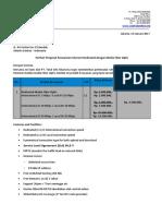 Form Memo (Komisi - PT. Tetagram- PT .Sentra Corp) - Hadi