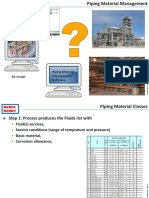 Piping Material Management - Herve Baron