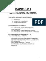 Monografia de Contrato de Permuta Suministro y Mutuo