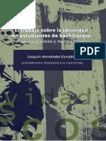 El Trabajo Identidad Estudiantes Bachillerato