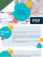 2. IDE
