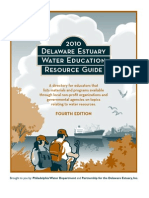 Delaware Estuary Water Education Resource Guide 2010