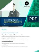 Marketing Digital Para Profissionais de TI
