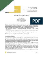 10 NUL Conference Proceedings by Planum n.27 2(2013) Morgado Session 4