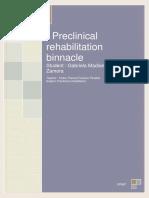 bitacora preclinica