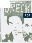 The Dreck (Stuttgart) 05-80 Fanzine `801