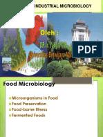 155144_kuliah-1. Mikrobiologi Pangan & Insdutri