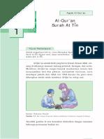 PAI Kelas 9. Bab 1. Al-Qur'an Surah at Tin