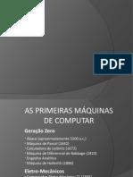 Slides Historia Do PC