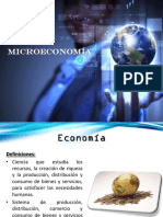 La Microeconomia