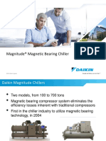 Daikin Magnitude Magnetic Bearing Chillers