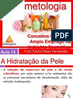 Cosmetologia - Conceitos Gerais