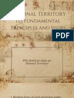 National Territory