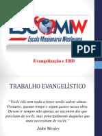 Evangelismo e EBD