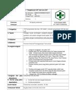 SOP pengemasan dan sisa obat.doc