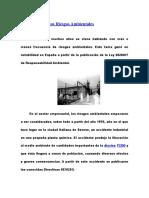 Material de Estudio de Gestion de Riesgos Ambientales