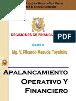 3 0 Apalancamiento Financiero y Operativo