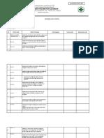 Instrumen Audit Internal Loket