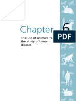 Animals Chapter 6 the Use of Animals in the Study of Human Disease