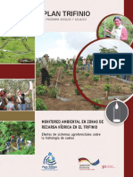 Documento de Monitoreo Ambiental Hidríco
