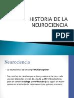 Historia de La Neurociencia 2017