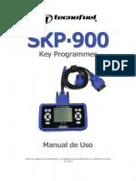 Manual Skp900