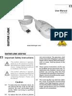 Ucg102 Manual En
