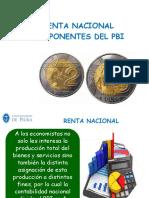Clase 4 - Renta Nacional - Componentes Del Pbi