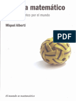 Planeta Matemático - Miquel Albertí