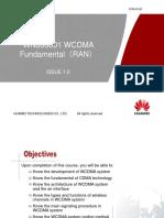 1. Wcdma Fundamental(Ran) Issue 1.0