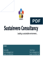 Sustainvero Consultancy