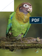 11696 Sustainable Trade in Parrots Action Plan North America Es