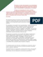 Enunciado de La Dimensiones Del Perfil Ideal Dcn y 2009 y 2017