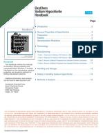 Hypo Handbook Oxy Chem