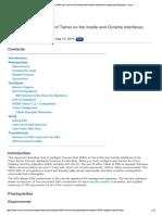 ASA Version 9.x SSH and Telnet on the I..